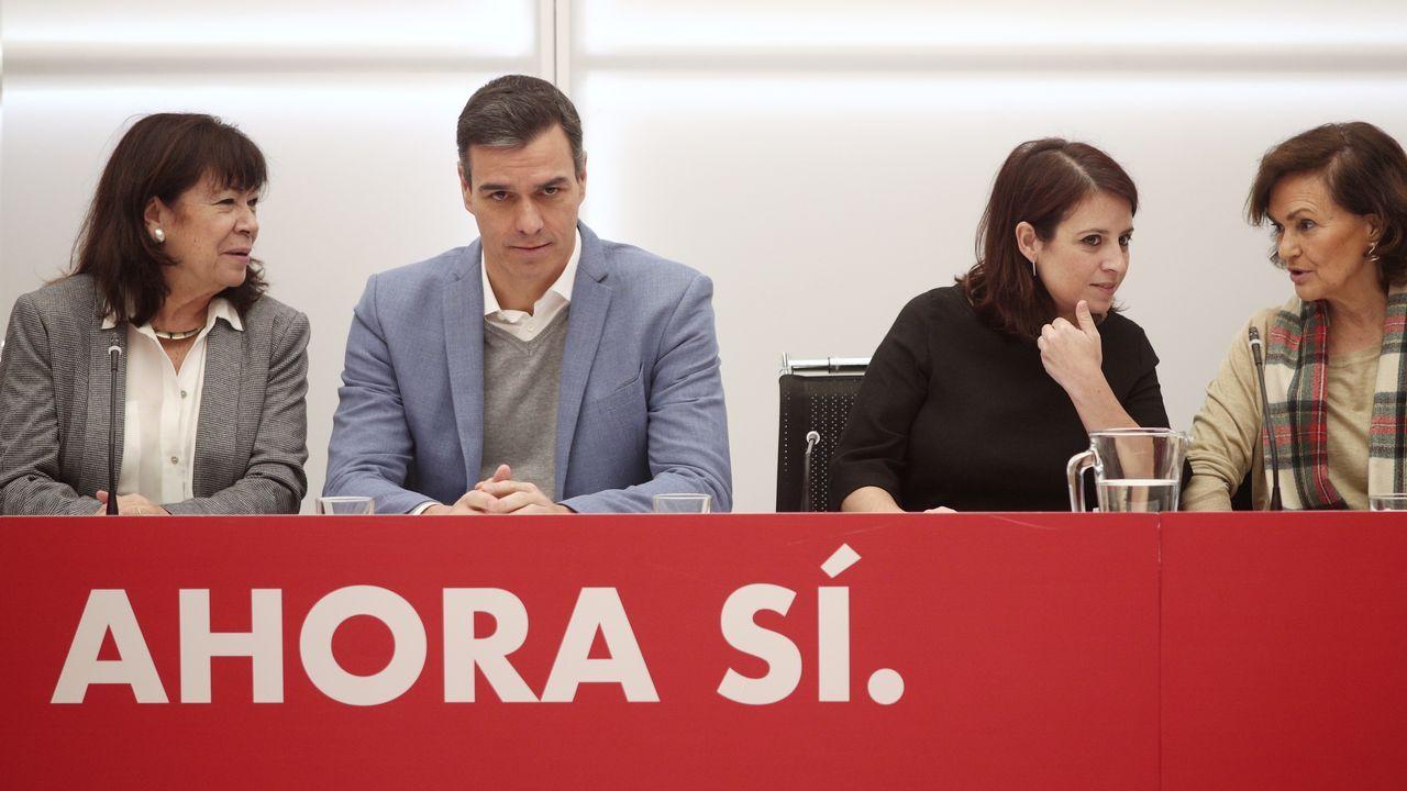 Montse Bassa (ERC) : «Me importa un comino la gobernabilidad de España».Pere Aragonès y Quim torra, el sábado, en el pleno del Parlamento de Cataluña