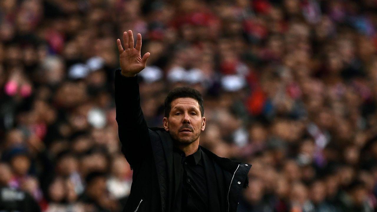 El Atlético de Madrid presenta a su nuevo jugador, Joao Félix.Amelia Tiganus, 'Comadre de Oro' 2019 y Pablo Casado, 'Felpeyu' 2019