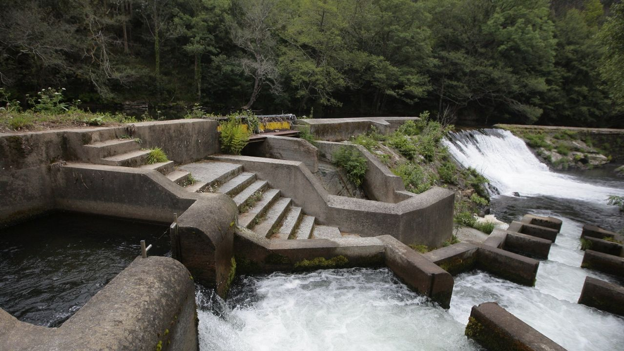 Una subestación eléctrica de Viesgo en Ribadeo asegura luz a 56.000 abonados