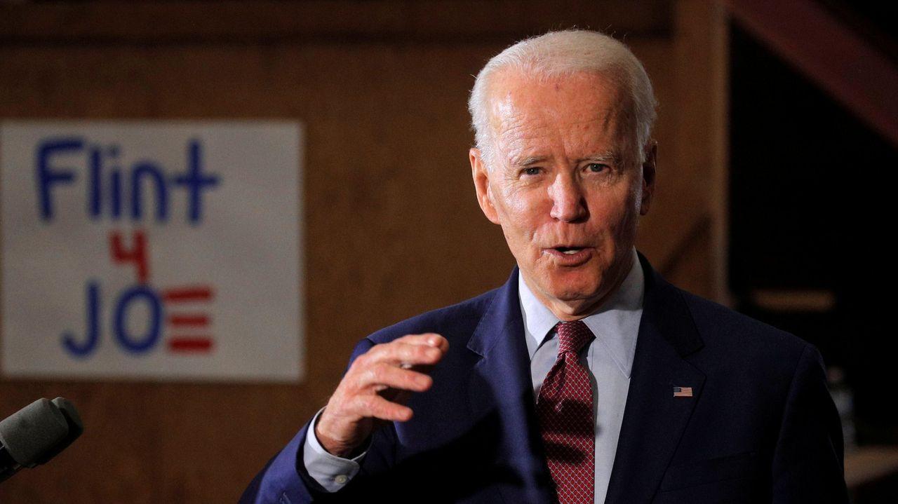 Padre Ángel.Joe Biden