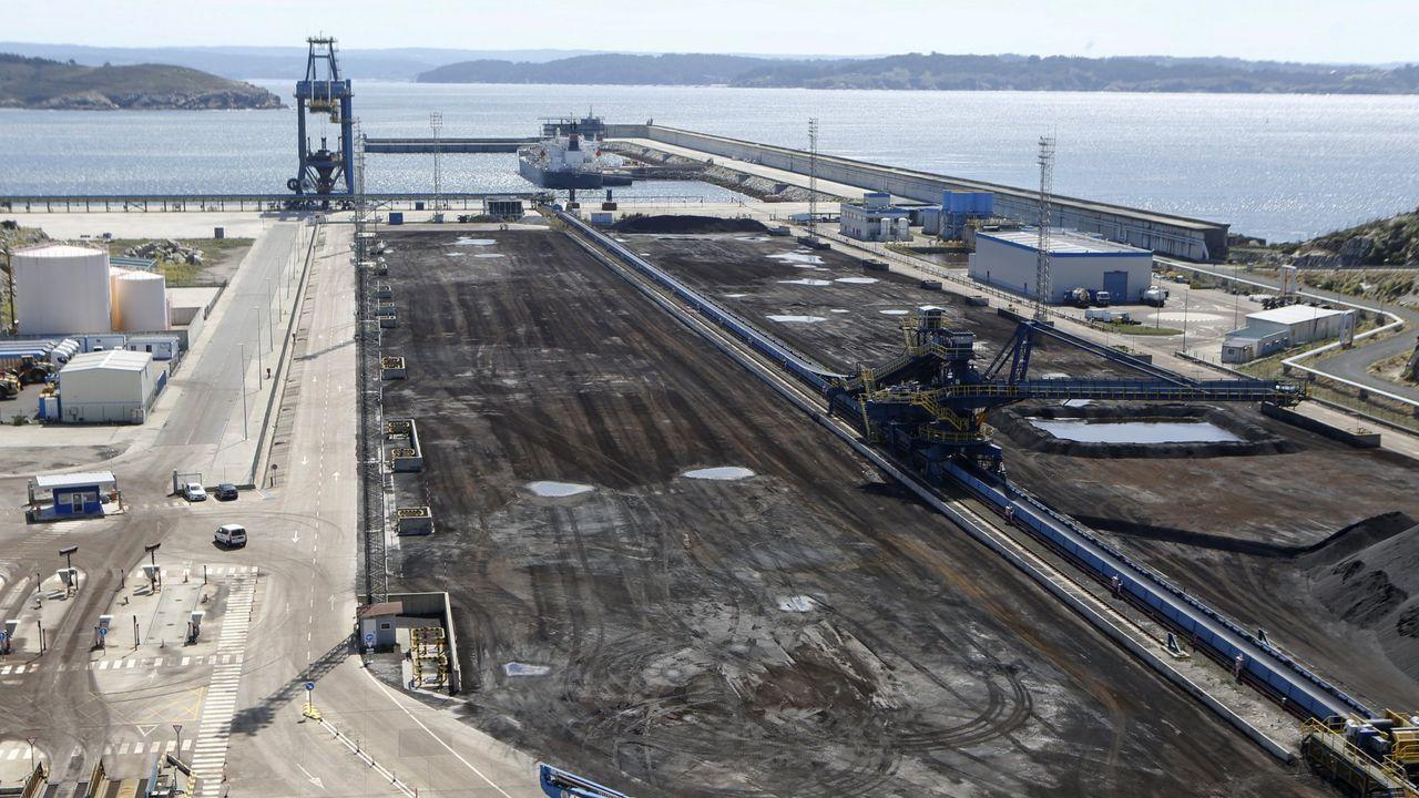 Contaminación atmosférica en la zona oeste de Gijón