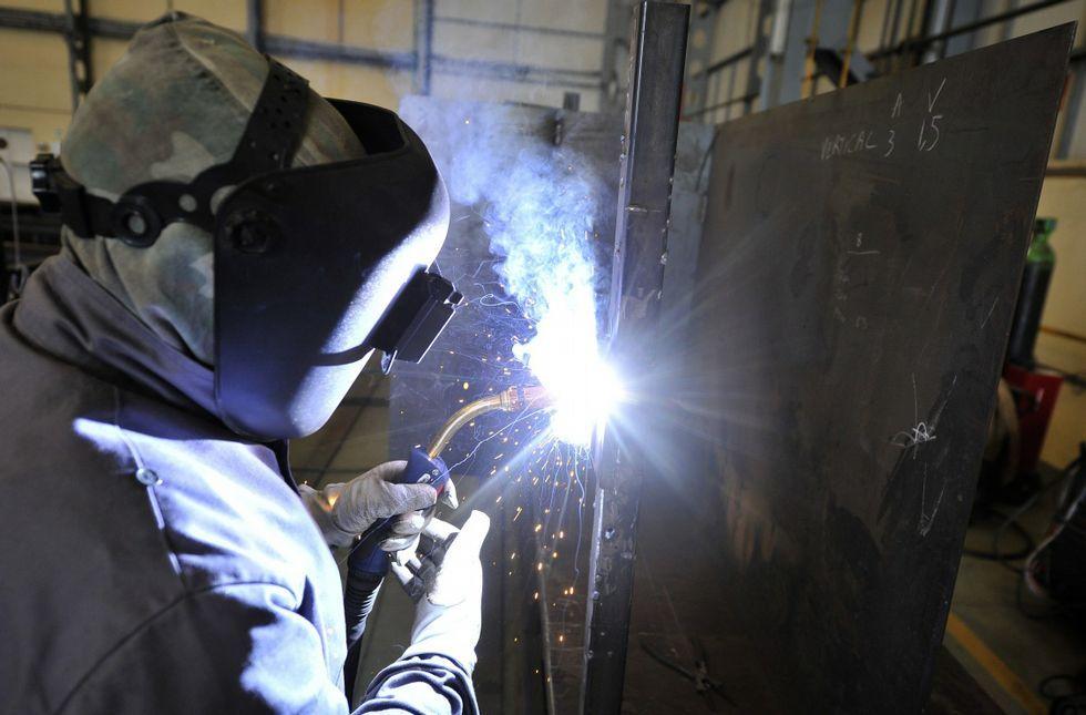 La recuperación de la actividad industrial es una constante en los últimos meses.