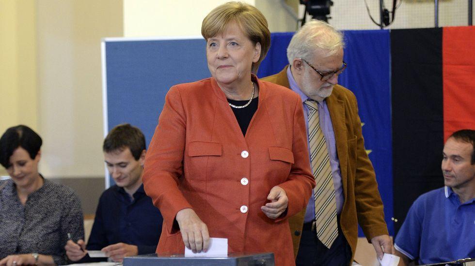 Alemania, ante las urnas
