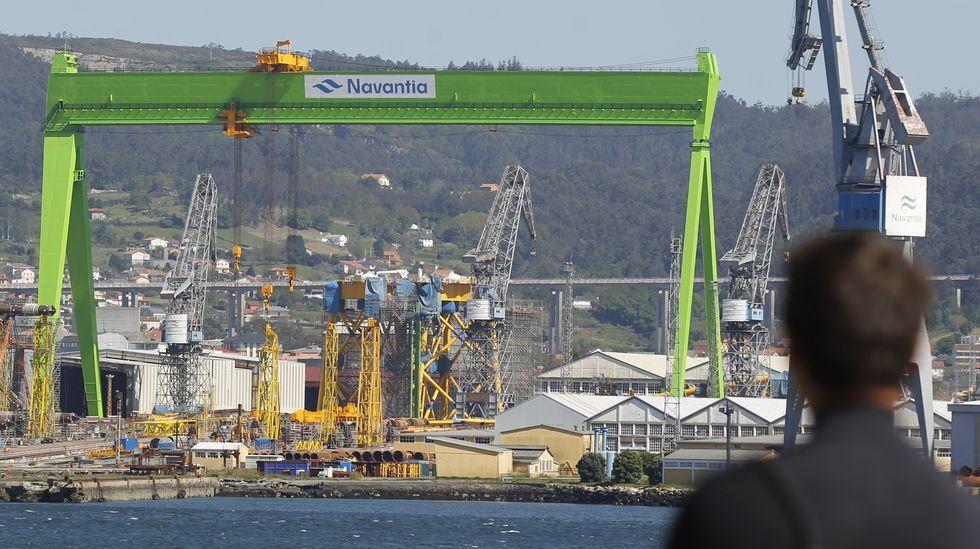 El carguero Galicia, en foto de archivo