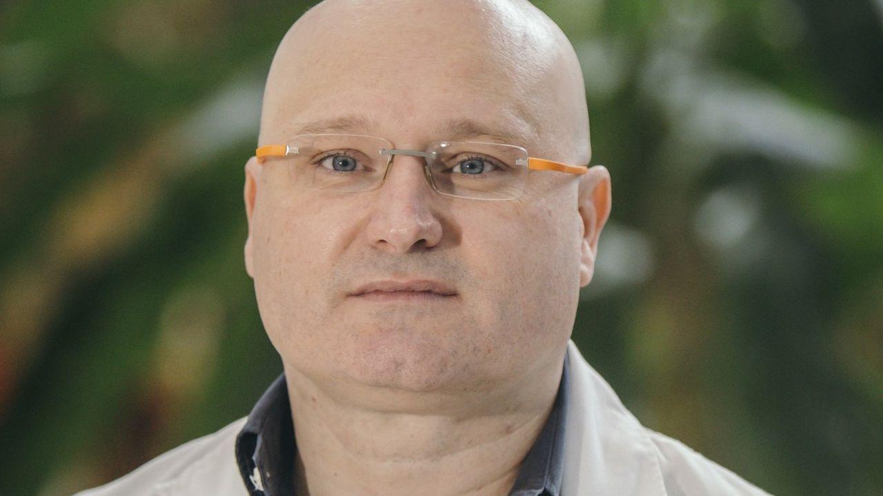 El neurólogo Miguel Ángel Llaneza