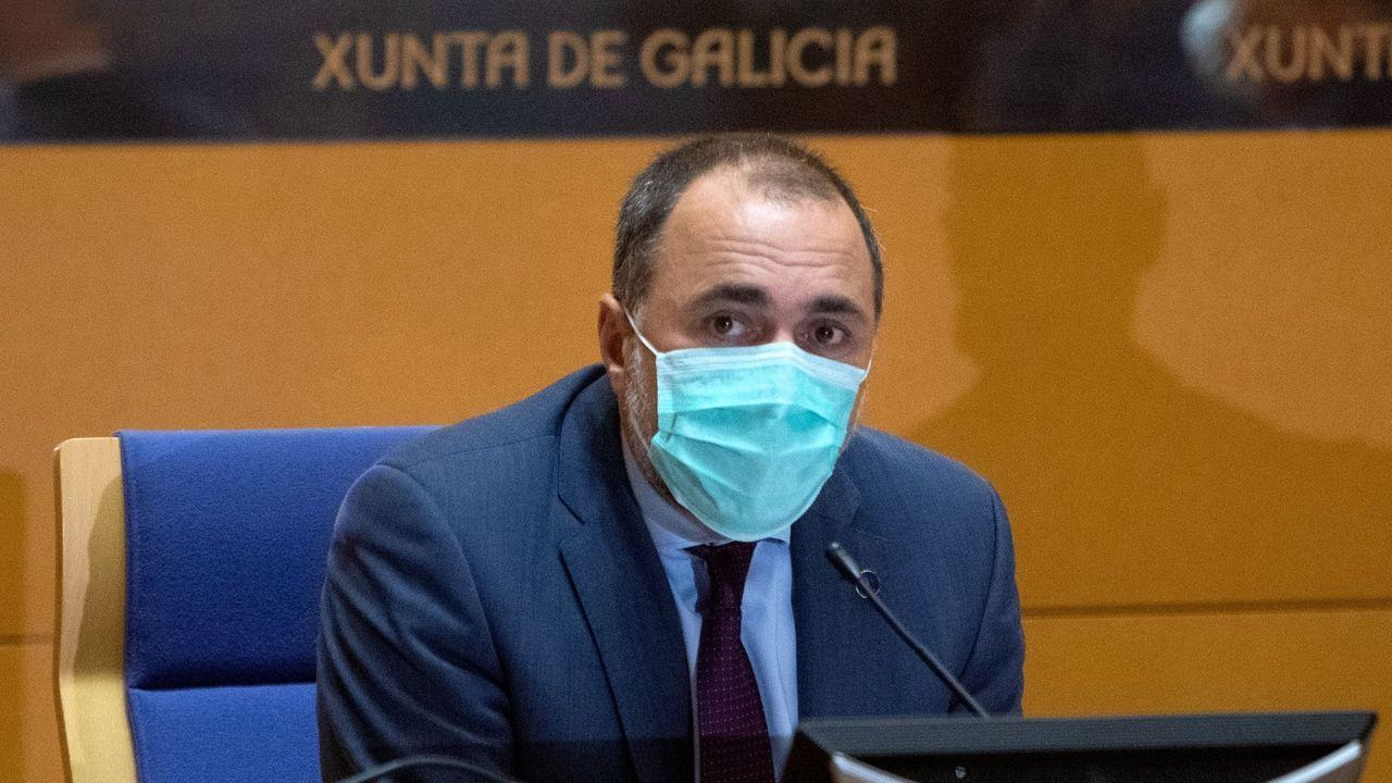 En Directo: Comesañaanuncia las nuevas restricciones que estarán vigentes en Galicia