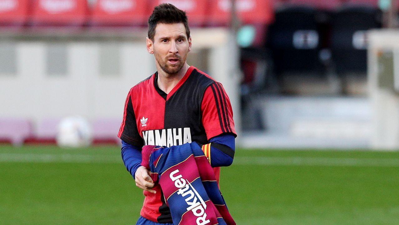Juan Lamas, director técnico de Fejar y director terapéutico de Agaja.Messi y Cristiano estaban en la liga española cuando se firmó el último contrato en el 2918