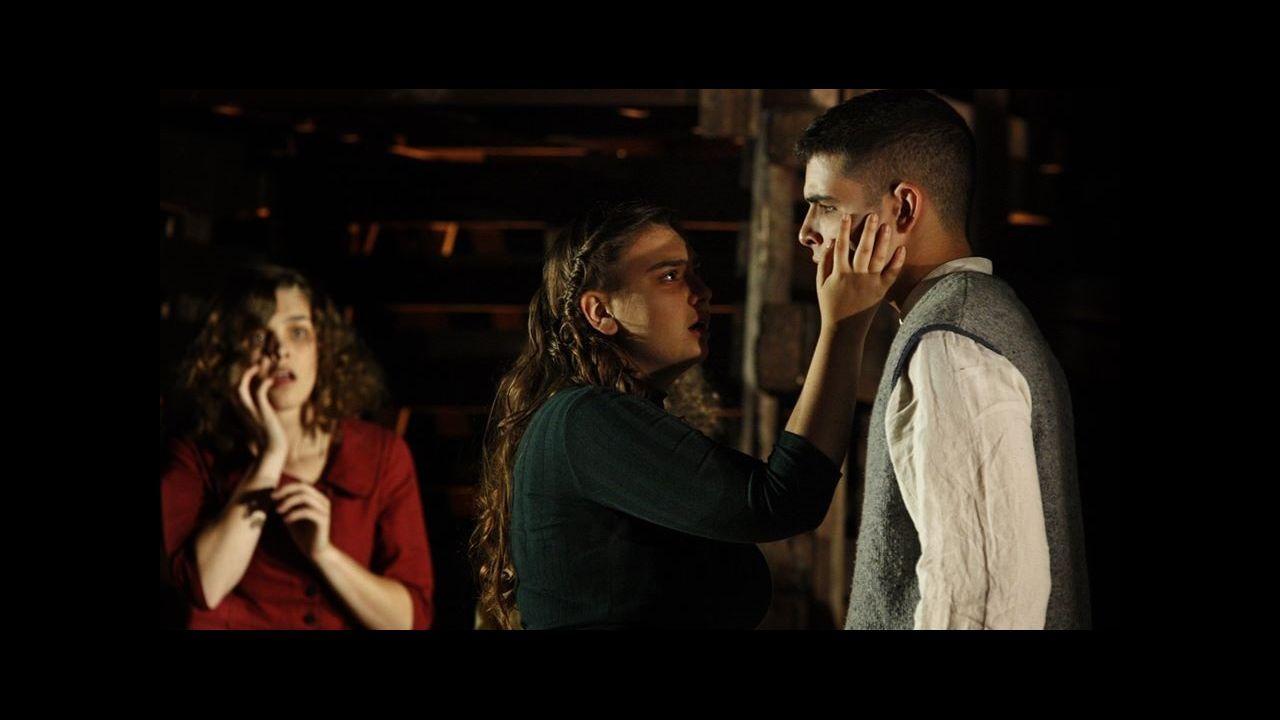 Iria do Castelo.La escuela de teatro Ruiseñor de Culleredo lleva 16 años formando a jóvenes intérpretes