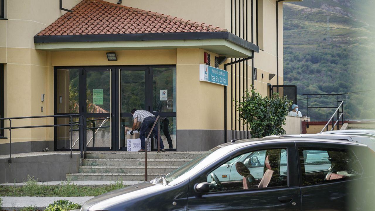 En la residencia de Lobeira se quedaron sin personal por los contagios y la cuarentena