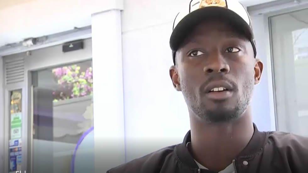 El jugador del Eldense Cheikh Saad, denuncia a varios de sus compañeros por amaño contra el Barça B