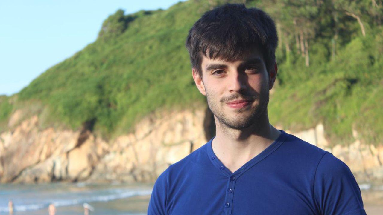 Rodrigo Albillos ocupa el puesto 79  en los resultados del MIR