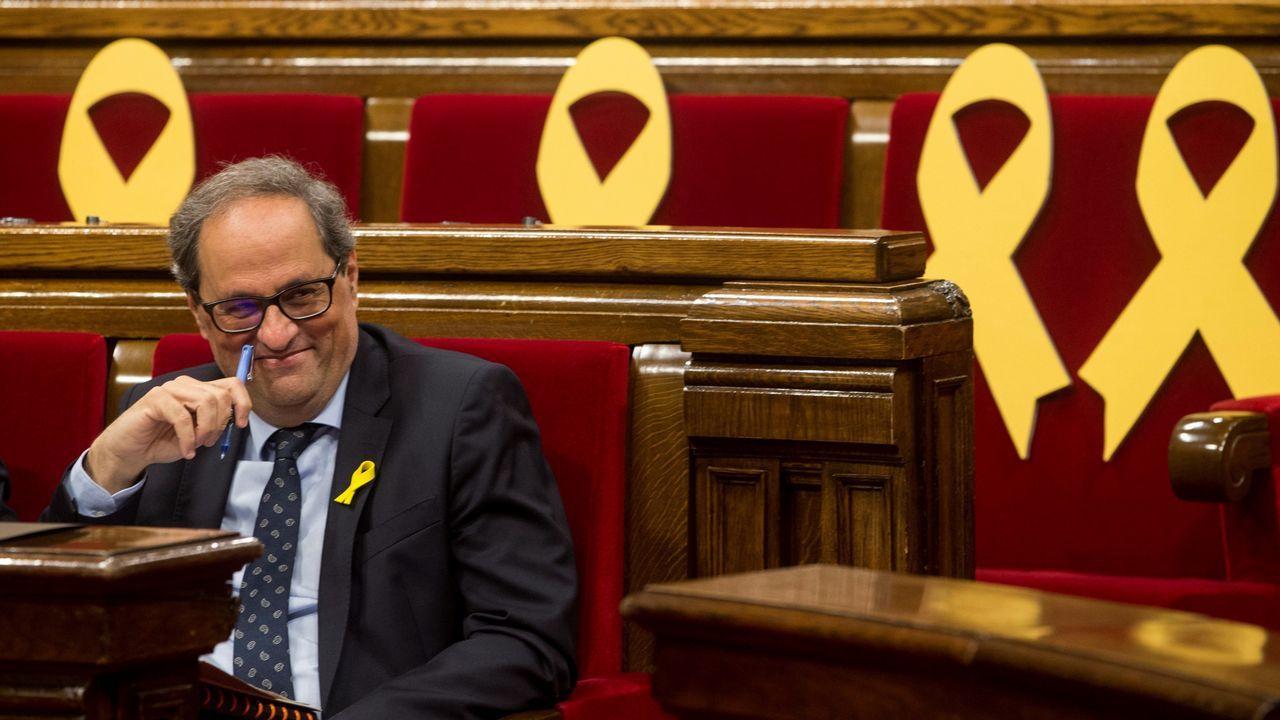 Último adiós a Montserrat Caballé en Barcelona.Rivera es partidario de volver a aplicar el 155 porque los independentistas «siguen amenazando con la rebelión»