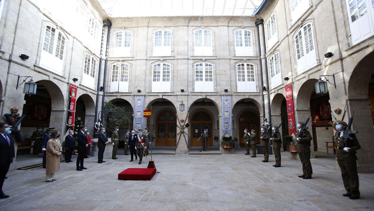 El rey reaparece en la Pascua Militar.Pablo Iglesias felicita a Pedro Sánchez tras obtener l ainvestidura el 7 de enero del 2020