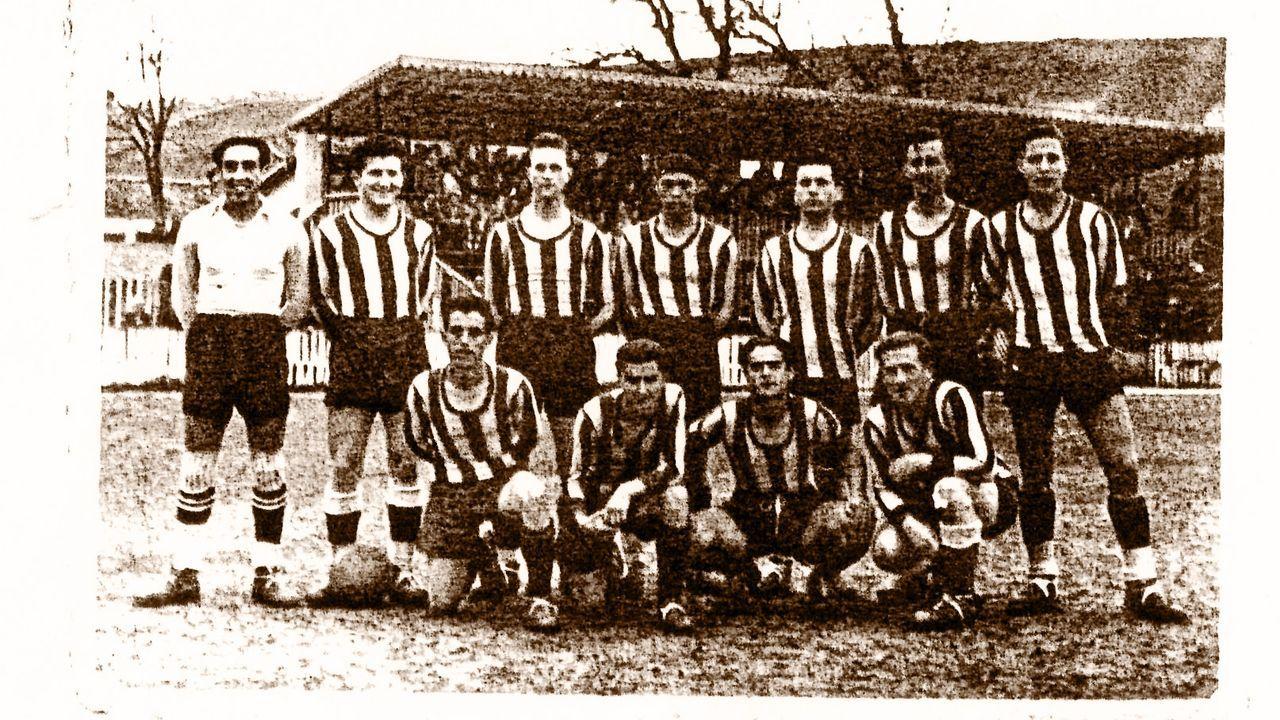 El Iberia Sporting, el año antes de accidente