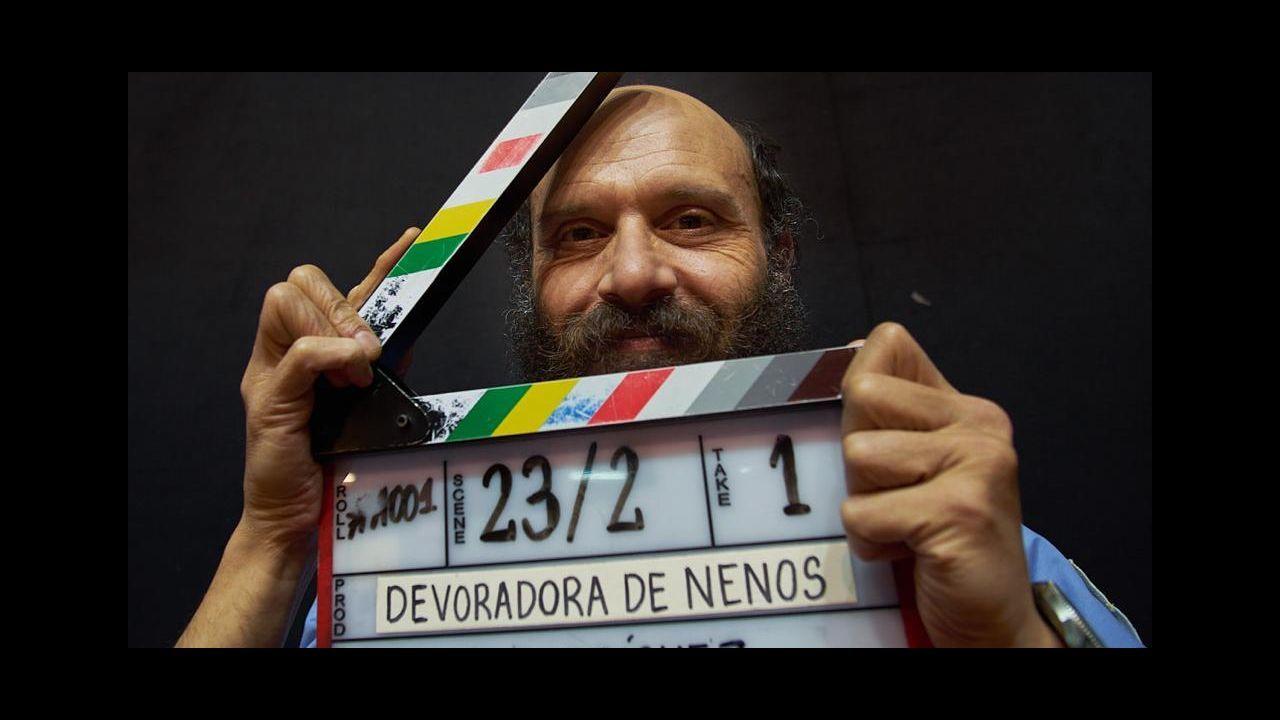 Martiño Vázquez, productor executivo burelense
