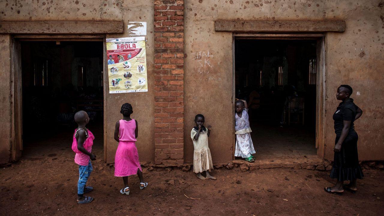 Nuevo brote de ébola en el Congo