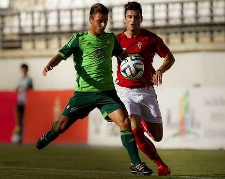 Los célticos ganaron uno de sus cuatro partidos a domicilio en la Nueva Condomina al Murcia.