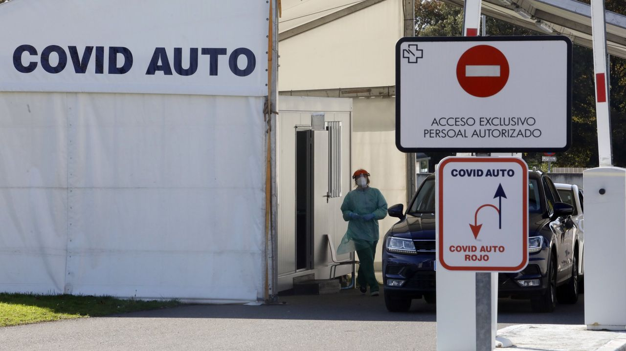 Lugo ha sido uno de los concellos que ha multiplicado sus casos en la última semana