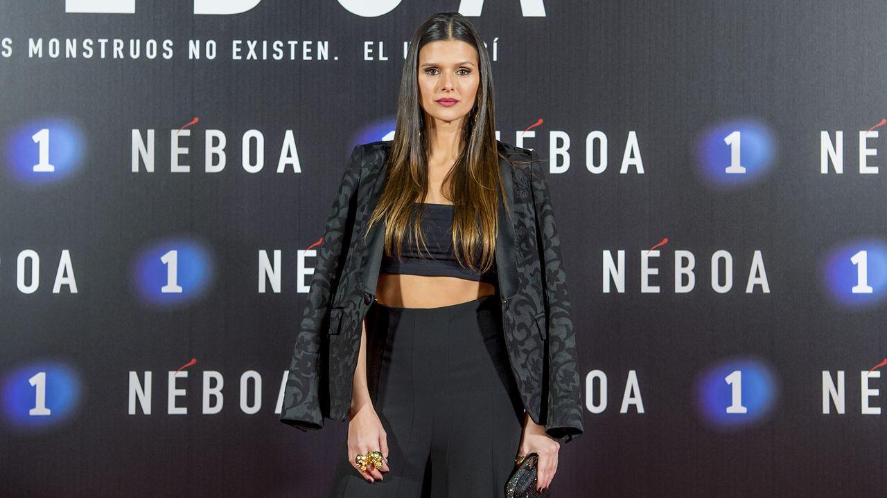La actriz Sabela Arán