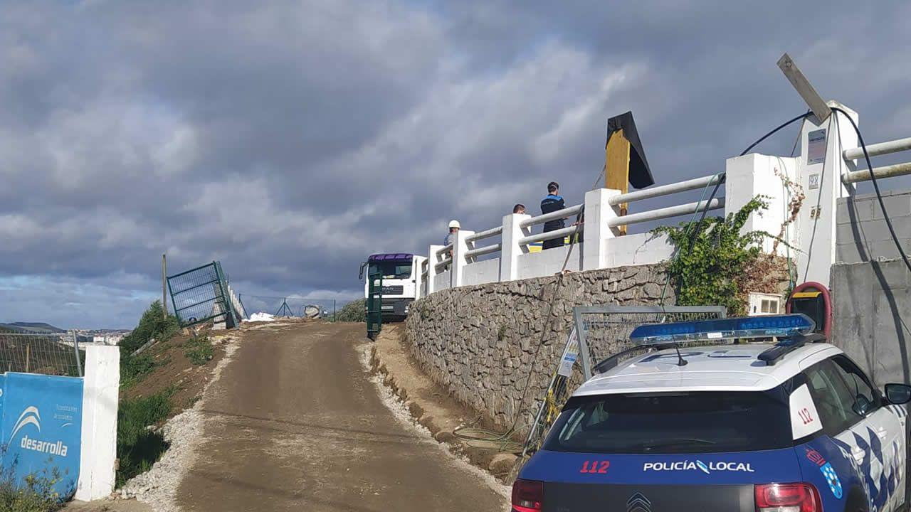 Accidente mortal con un tractor, en imagen de archivo