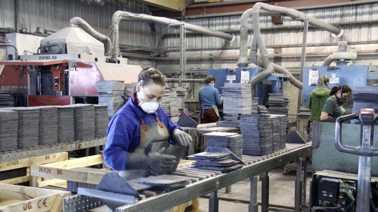 Primera condena a una pizarrera por la silicosis de un trabajador