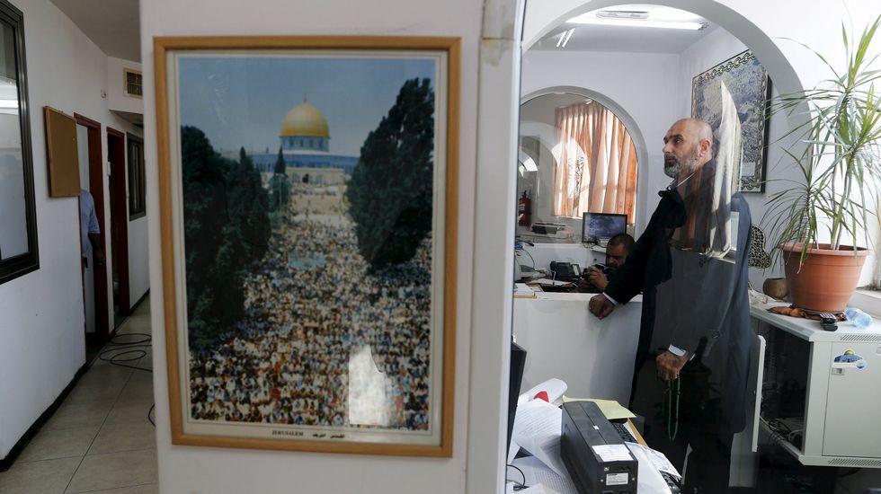 Oficinas de la rama norte del Movimiento Islámico
