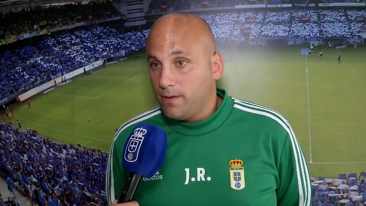 Javi Rozada Real Oviedo Vetusta Requexon.Javi Rozada