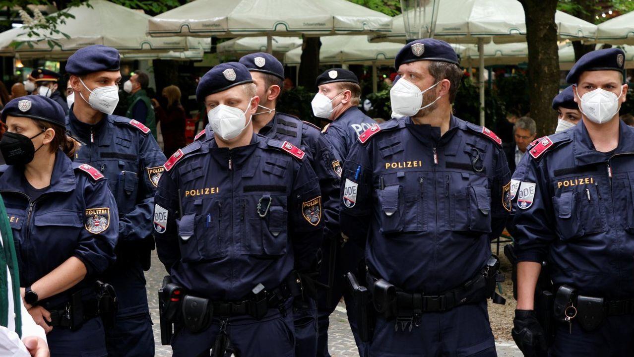 11-S: 20 años del atentado que cambió el mundo.La policía de Austria