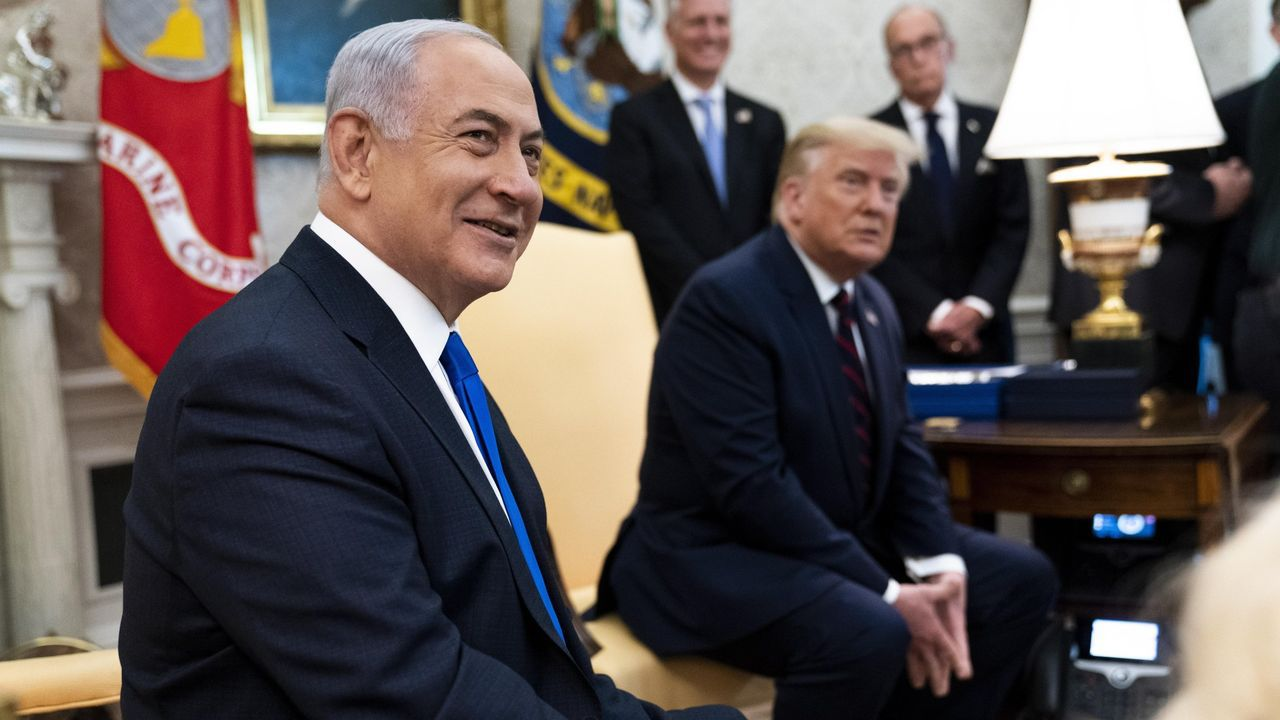 Un judío ultraortodoxo en Jerusalén