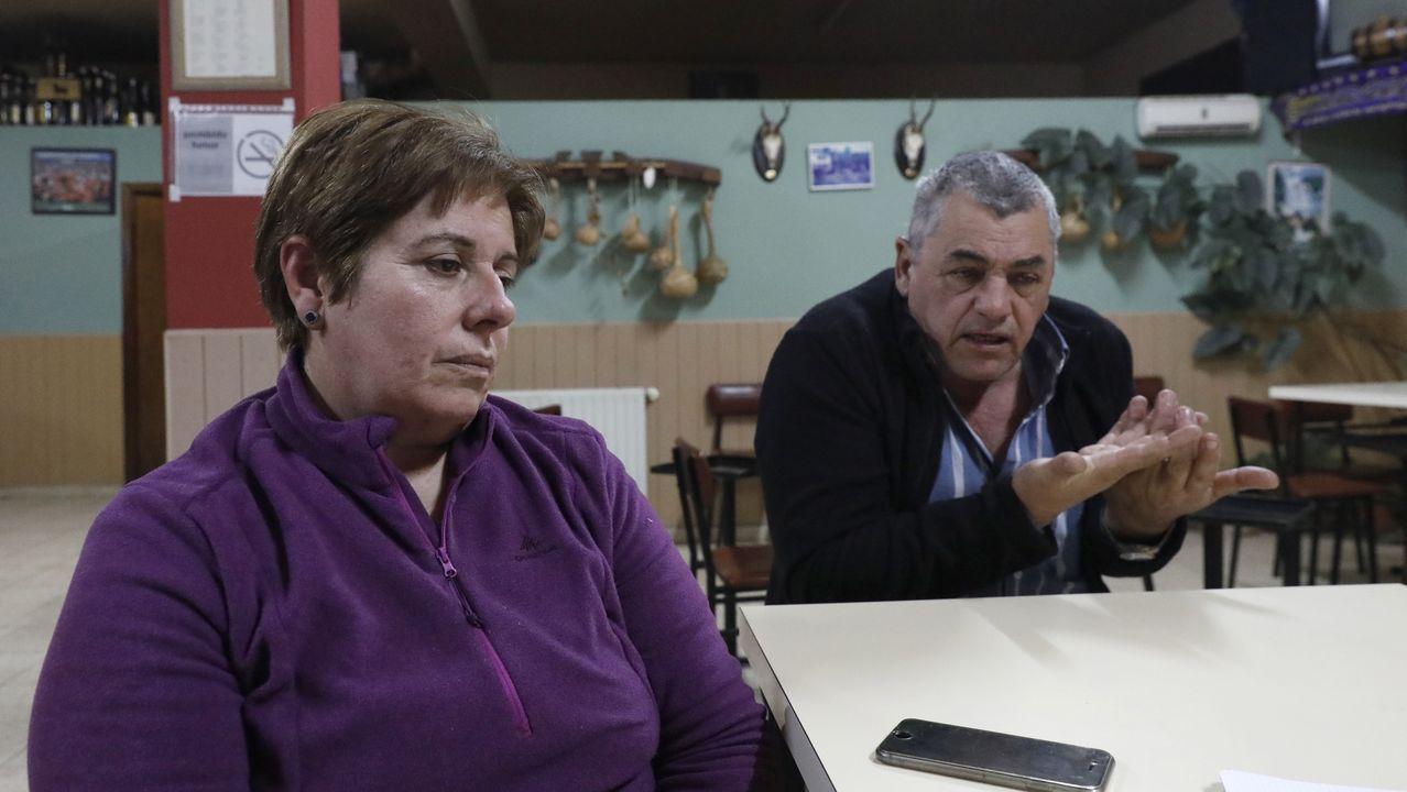 «Pasaron 10 años e está na rúa e a miña filla non sae do cemiterio»
