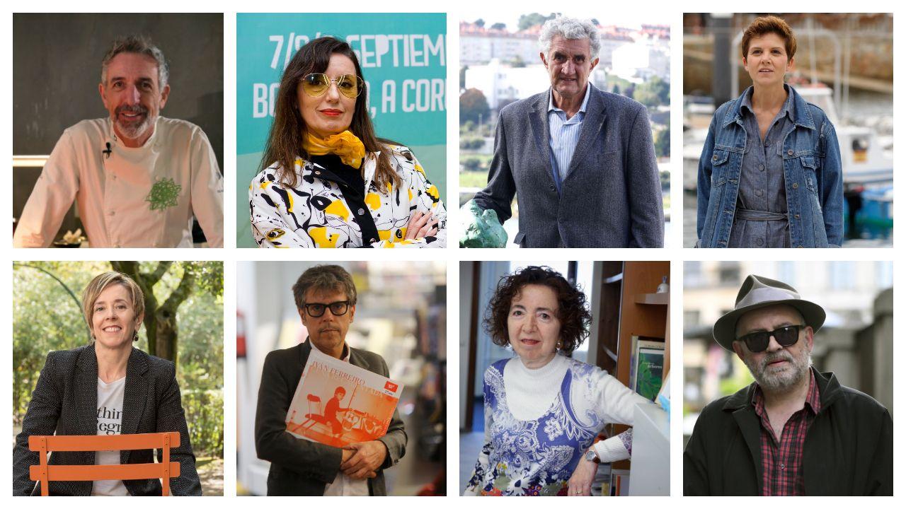 Lo que los cerveceros de A Coruña deben a Londres: 100 años sinlaotra marca que quiso hacer historia.Agentes en la planta coruñesa de Alu Ibérica