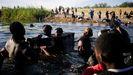 Deportaciones de haitianos en la frontera de Estados Unidos