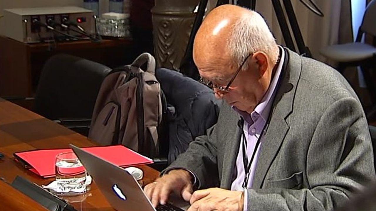 El exdirector de Gitpa Juan Manuel Rodríguez Bañuelos
