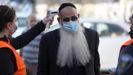 Desde un mercado deIsrael hasta el metro de Nueva York: las imágenes de la pandemia en el mundo
