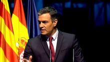 En directo: Pedro Sánchez defiende los indultos en Barcelona