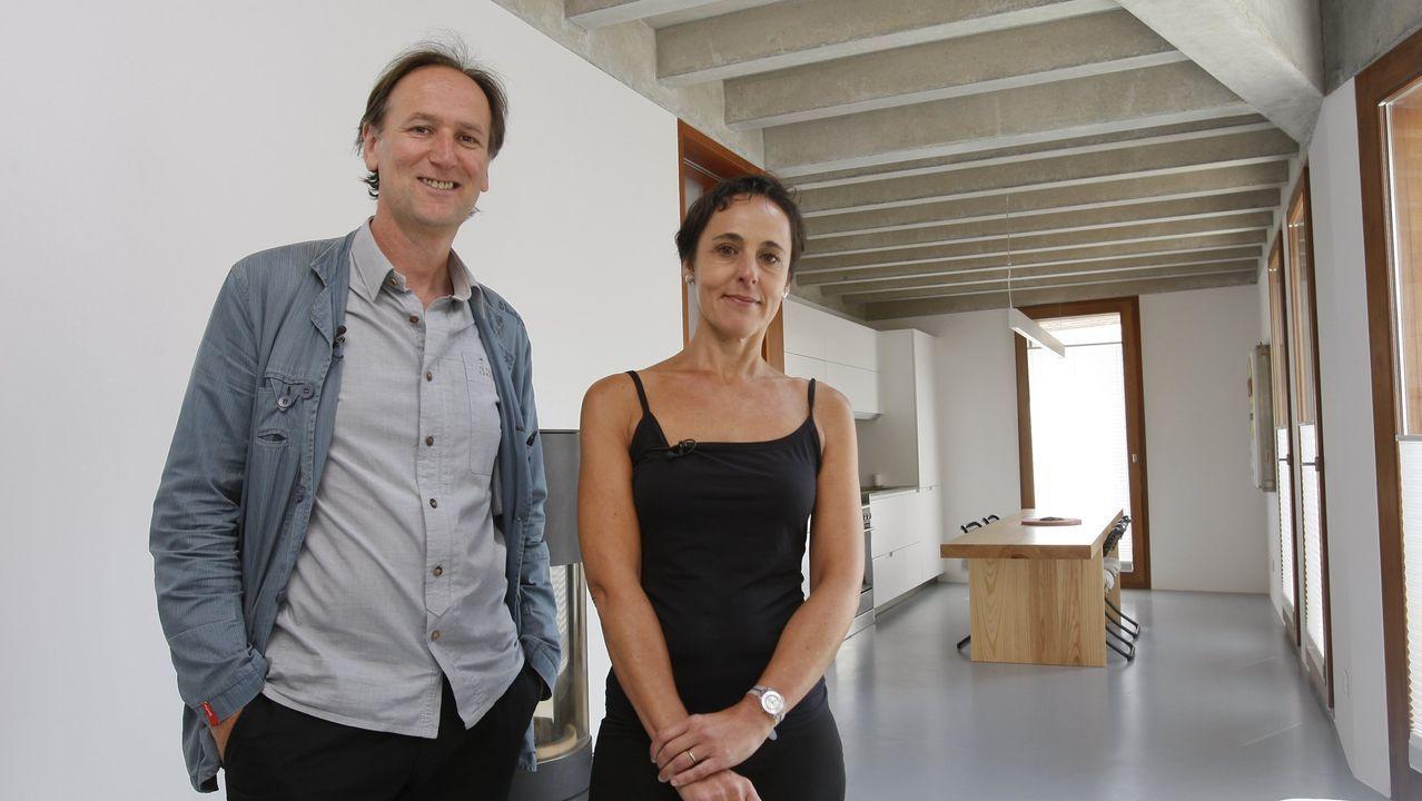 Los arquitectos de Creus & Carrasco