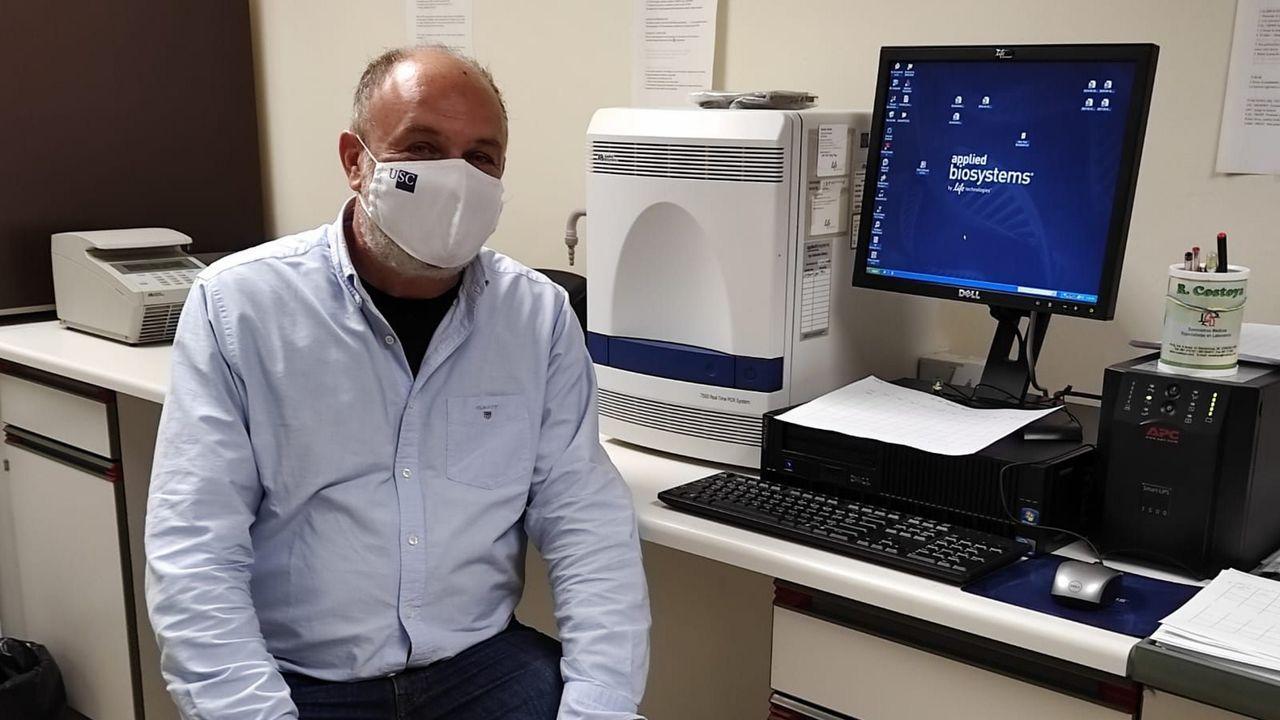 Fernández, nuevo decano de Veterinaria
