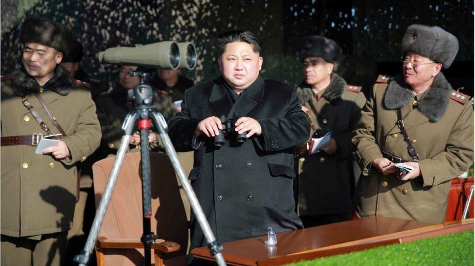 Solo 46 horas de felicidad.Kim Jong Un
