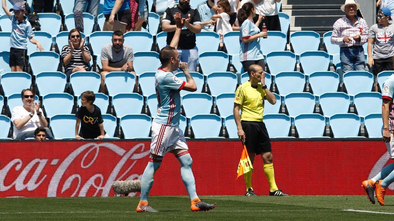 279 - Celta-Levante (4-2) en Primera el 19 de mayo del 2018.