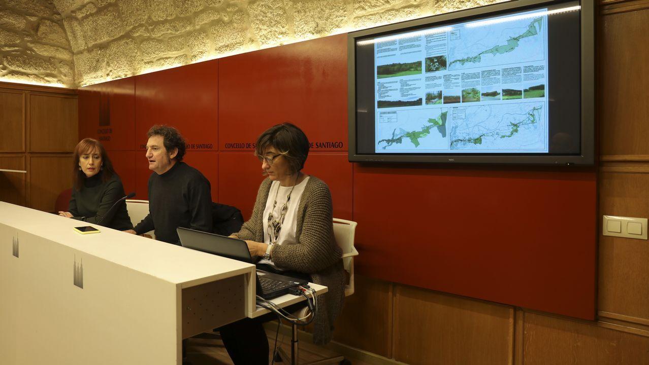 Los municipios quieren fomentar el conocimiento de las rutas hacia Santiago