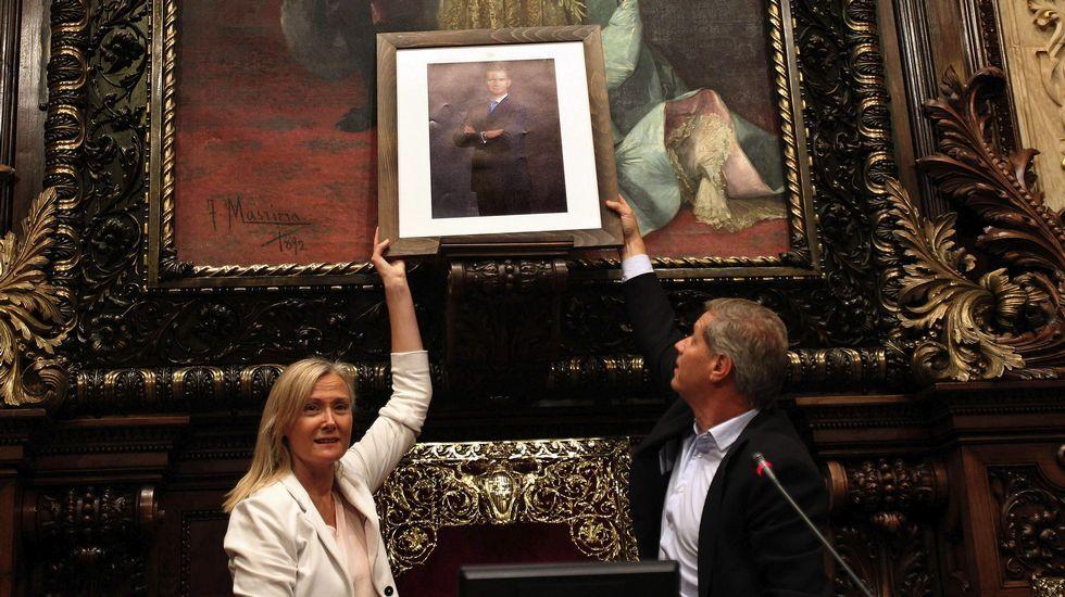 Felipe VI visita Palma