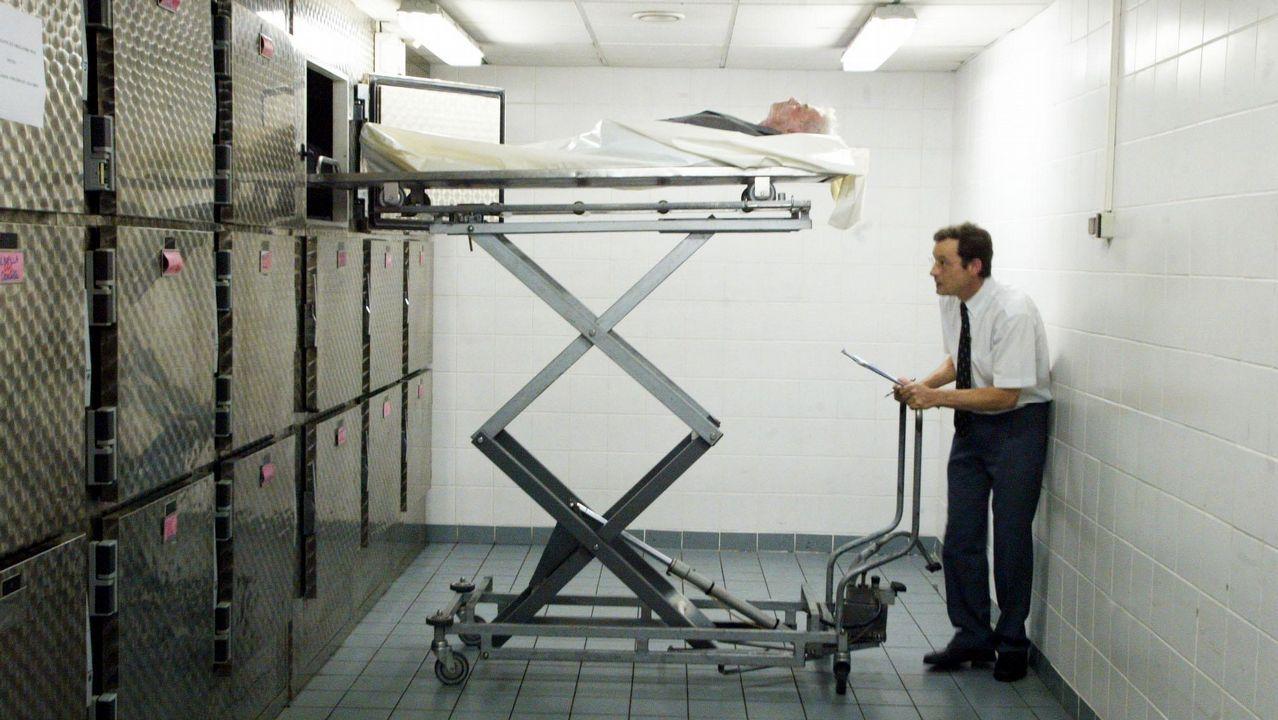 Foto de recurso de una morgue en Londres