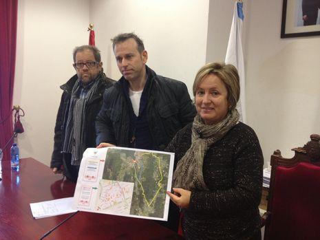 Los ediles del gobierno local explicaron cómo de reorganizará el tráfico