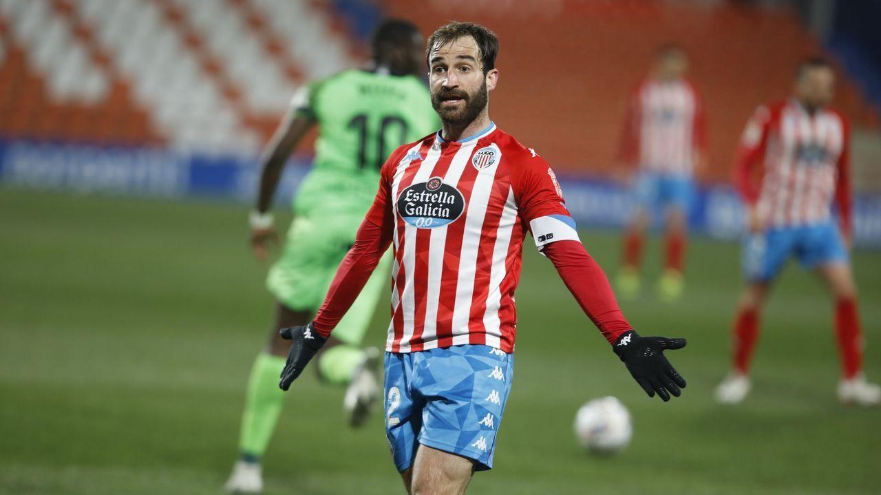 Grippo remata de chilena para poner el 2-2 ante el Almería