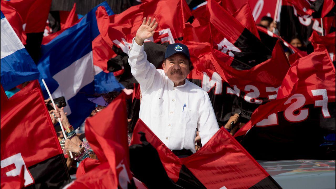 Cultivode cáñamo industrial enAsturias.Daniel Ortega, presidente de Nicaragua