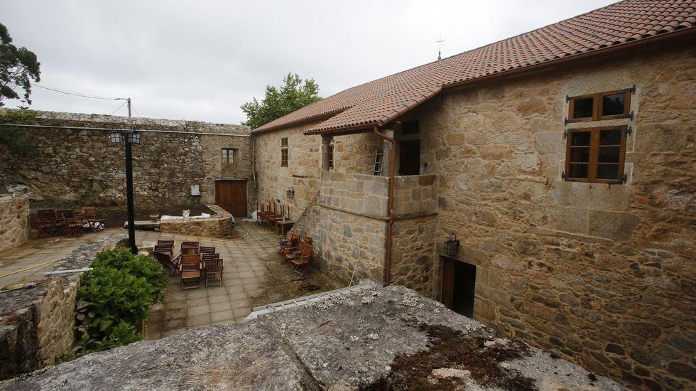 Así es el albergue Monasterio de Moraime