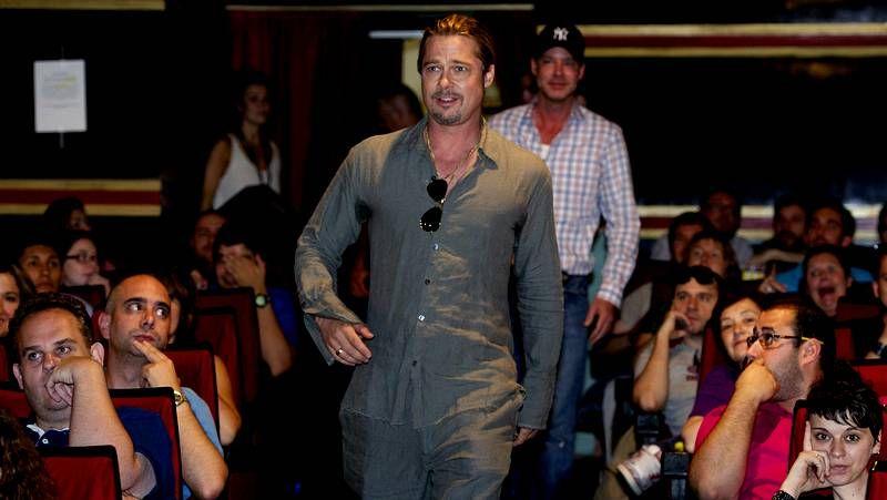 Así es la nueva casa de Angelina Jolie y Brad Pitt.Juan Antonio Bayona cuando recogió el Goya como mejor director por «Lo imposible»
