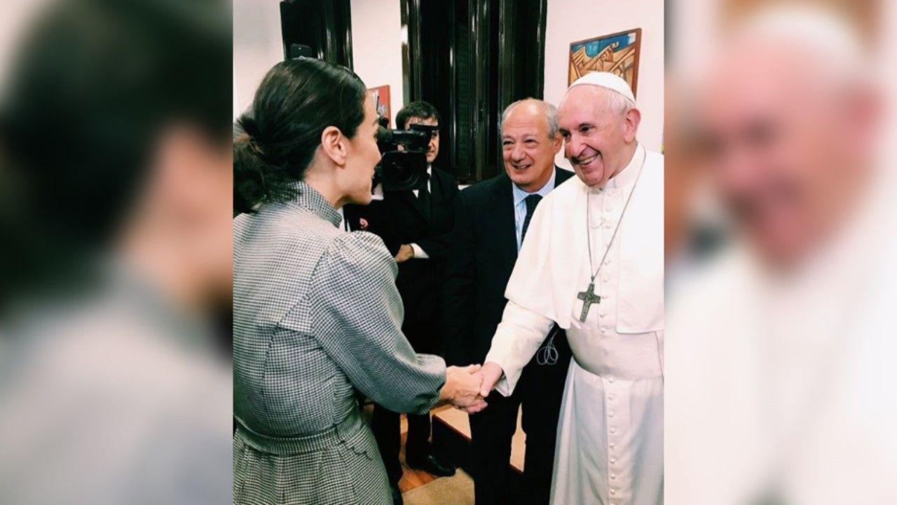 Multitudinaria despedida al empresario Plácido Arango.Tamara Falcó será la VI marquesa de Griñón