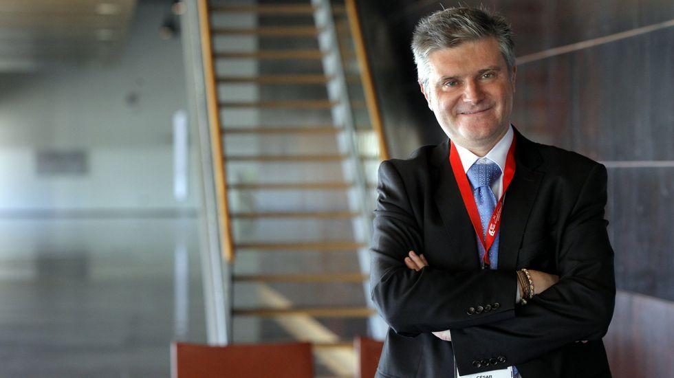 El director general de la Agencia Tributaria, Jesús Gascón