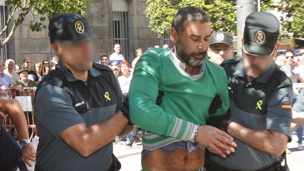 Comienza el juicio a David Oubel, por el asesinato de sus sus hijas de 4 y 9 años en Moraña